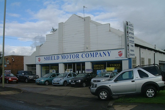 new used cars service